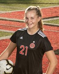 Zoe Hindman's Women's Soccer Recruiting Profile