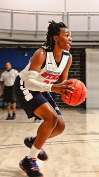 Ashleigh McKinney's Women's Basketball Recruiting Profile