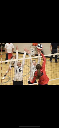 Aubrey Tuss's Women's Volleyball Recruiting Profile