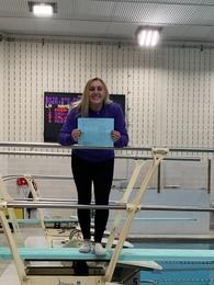 Alivia Ahner's Women's Diving Recruiting Profile