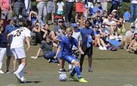 Dylan Taub's Men's Soccer Recruiting Profile