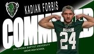 Kadian Forbis's Football Recruiting Profile