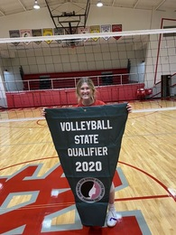 Alexis Richards's Women's Volleyball Recruiting Profile