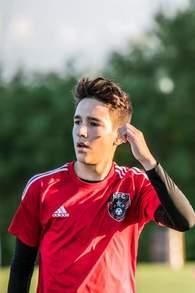 Zane Walters's Men's Soccer Recruiting Profile