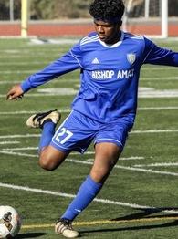 Elijah Cofer's Men's Soccer Recruiting Profile