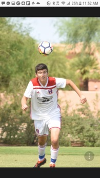 Nick Ticknor's Men's Soccer Recruiting Profile