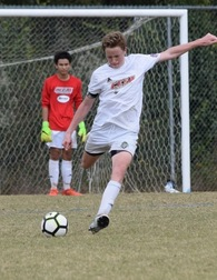 Denison Jones's Men's Soccer Recruiting Profile