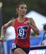Kaley Cardenas's Women's Track Recruiting Profile