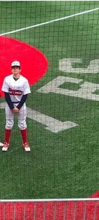 Liam Milne's Baseball Recruiting Profile