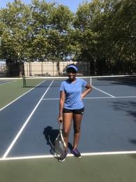 Rhune Liverpool's Women's Tennis Recruiting Profile