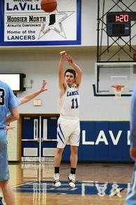 Jared Beehler's Men's Basketball Recruiting Profile