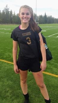 Abbie McVicker's Women's Soccer Recruiting Profile