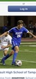 Carson Bien Men's Soccer Recruiting Profile