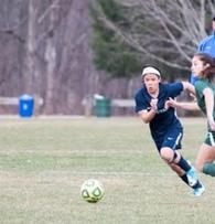 Lea Michel's Women's Soccer Recruiting Profile