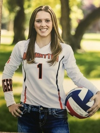 """Catherine """"Casey"""" Elfland's Women's Volleyball Recruiting Profile"""
