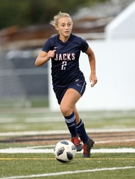 Liberty Dickerson's Women's Soccer Recruiting Profile