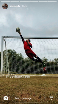 Joseph Backhaus's Men's Soccer Recruiting Profile