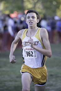 Aiden Maddison's Men's Track Recruiting Profile