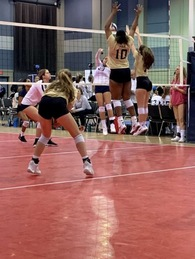 Trinity Love's Women's Volleyball Recruiting Profile