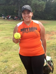 Rosalinda Alvarado's Softball Recruiting Profile