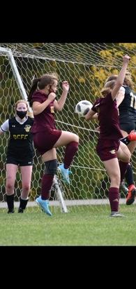 Hayley Martin's Women's Soccer Recruiting Profile