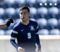 Sebastian Frausto's Men's Soccer Recruiting Profile