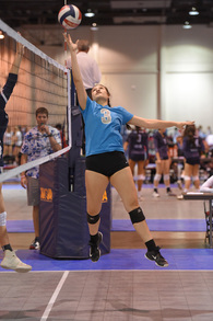 Larissa Ramirez's Women's Volleyball Recruiting Profile