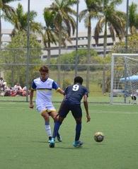 Cole Ritzenthaler's Men's Soccer Recruiting Profile