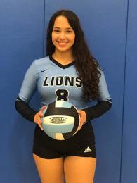 Karla Pedraza's Women's Volleyball Recruiting Profile