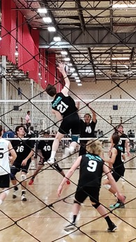 Maxwell Beck's Men's Volleyball Recruiting Profile