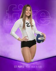 Madison McDonald's Women's Volleyball Recruiting Profile