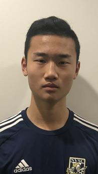 Justin Jo's Men's Soccer Recruiting Profile