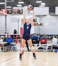 Emma Hudnall's Women's Volleyball Recruiting Profile