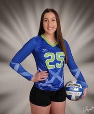 Chloe Wolf's Women's Volleyball Recruiting Profile