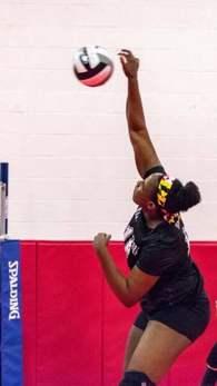 Kayla Browne's Women's Volleyball Recruiting Profile