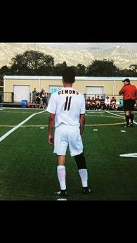 Jonathan Manzanares's Men's Soccer Recruiting Profile