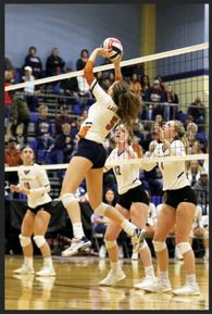 Kennedy Cavin's Women's Volleyball Recruiting Profile