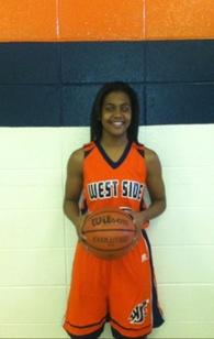 Amari Ferguson's Women's Basketball Recruiting Profile