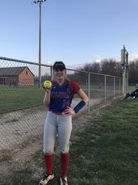 Sara Joines's Softball Recruiting Profile