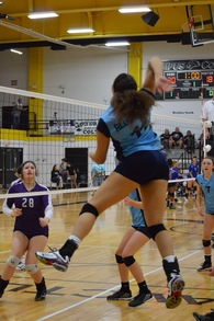 Rayna Berry's Women's Volleyball Recruiting Profile