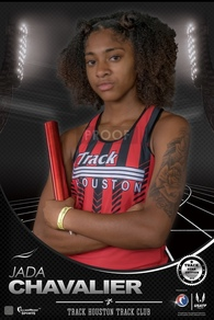 Jada Chevalier's Women's Track Recruiting Profile