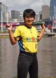Kayari Suganuma's Softball Recruiting Profile