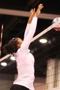 V'Aira Harris's Women's Volleyball Recruiting Profile