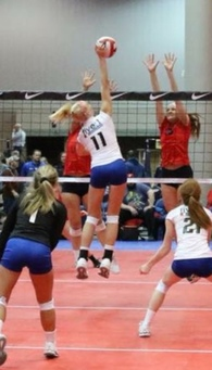 Hannah Carnell's Women's Volleyball Recruiting Profile