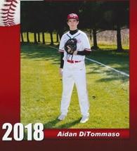 Aidan DiTommaso's Baseball Recruiting Profile