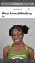 Dieusi Armand Women's Track Recruiting Profile