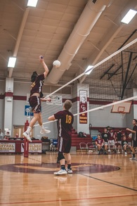 Justin Wright's Men's Volleyball Recruiting Profile