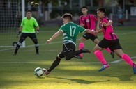 Anthony Curiel's Men's Soccer Recruiting Profile