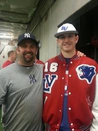 Derek Carr's Baseball Recruiting Profile