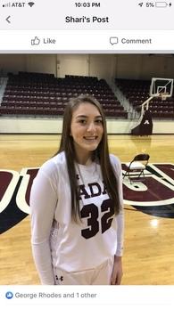 Shayla Wofford's Women's Basketball Recruiting Profile